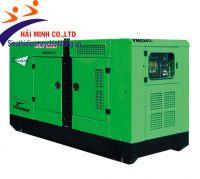 Máy phát điện diesel 3 pha YANMAR YMG56TL