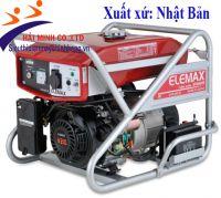 Máy phát điện Elemax SV6500 (Japan)