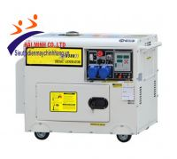 Máy phát điện chạy dầu Diesel I-Mike DG6500SE