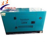 Máy phát điện diesel Bamboo BMB 10.1Euro