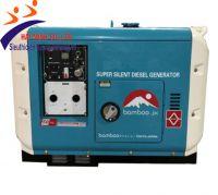 Máy phát điện diesel Bamboo BmB 8500DET