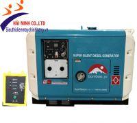 Máy phát điện diesel Bamboo BmB 8500EAT
