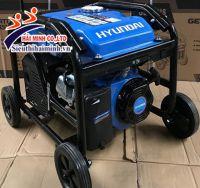 Máy phát điện Hyundai GS7500DW (5.5KW) đề nổ