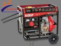 Máy phát điện Koop KDF7500XE