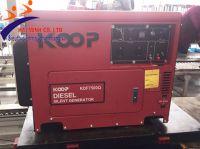 Máy phát điện chống ồn Koop KDF7500Q