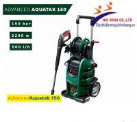 Máy phun xịt rửa áp lực cao Bosch Advanced Aquatak 150