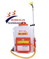 Máy phun thuốc bằng điện ROYAL K-16S