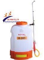 Máy phun thuốc bằng điện ROYAL K-20S