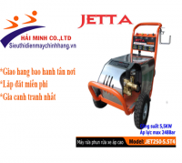 Máy rửa xe ô tô áp lực cao JET250  5.5KW