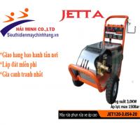 Máy xịt rửa xe ô tô JET120-3.0S4 3KW - 120Bar