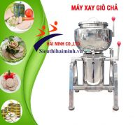 Máy xay giò chả inox Yamafuji A5