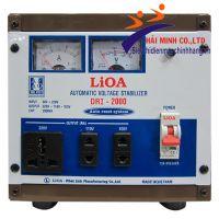 Ổn áp 1 pha LIOA DRI 2000 2KVA