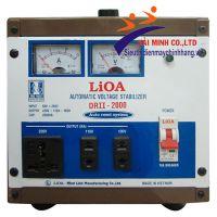 Ổn áp 1 pha LIOA DRII 2000 2KVA
