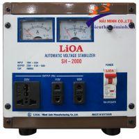 Ổn áp Lioa 1 pha SH 2000 2KVA
