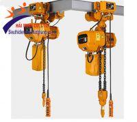 Pa lăng xích điện HKD01-01S con chạy 1 tấn