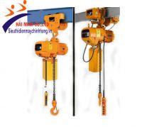 Pa lăng xích điện HKD075-03S con chạy 7.5 tấn