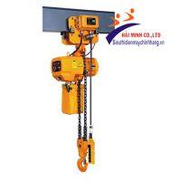 Pa lăng xích điện HKDM30-08S con chạy 30 tấn