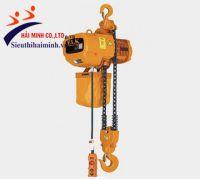 Pa lăng xích điện HKD00501S cố định 0.5 tấn