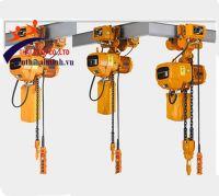 Palang xích điện HKDM30-08S con chạy 30 tấn