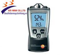 Máy đo nhiệt độ, độ ẩm Testo 610