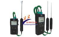 Máy đo nhiệt độ tiếp xúc kiểu K, J, T, S Kimo TK62