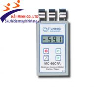 Máy đo độ ẩm gỗ Exotek MC-160SA