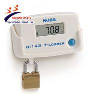 Máy đo nhiệt độ treo tường Hanna HI143-10 có khóa