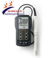 Máy đo pH EC TDS Nhiệt độ Thang Cao CAL Check HI9813-6