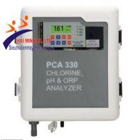 Máy phân tích và kiểm soát Clo/pH/ORP/Nhiệt Độ PCA330