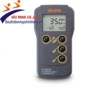 Nhiệt kế điện tử cầm tay Hanna HI935005