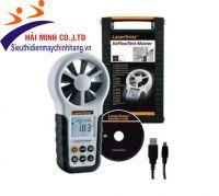 Máy đo tốc độ gió LaserLiner 082.140A