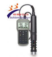 Máy Đo pH-ORP-EC-TDS-Độ Mặn-DO-Áp Suất-Nhiệt Độ chống thấm nước HI98194