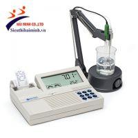 Máy đo pH/ORP để bàn kết hợp máy in HI122-02
