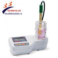Máy đo pH kết hợp máy khuấy từ HI208-02