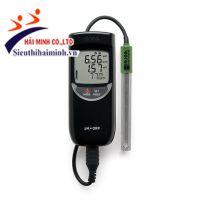 Máy đo pH/ORP/Nhiệt độ chống thấm nước Hanna HI991003