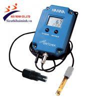 Máy đo pH/EC/TDS/Nhiệt độ Online (Thang Thấp) Hanna HI991404-02