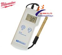 Máy đo pH-nhiệt độ cầm tay Milwaukee MI 105