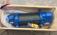Tời Điện mặt đất KCD 1000/2000