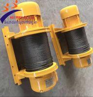 Máy tời điện KCD 1500/3000KG