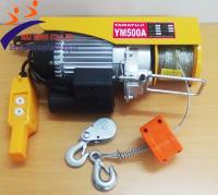 Máy tời điện Yamafuji YM500A (Đạt tải 80-90%)
