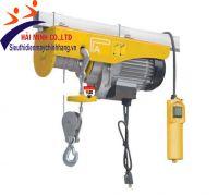 Tời điện mini HUGO PA1000-40m 40 mét