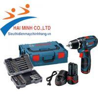 Máy khoan,Vặn vít Pin Bosch GSR 1080-Li ( BỎ MẪU )
