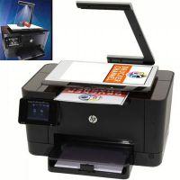 Máy in laser màu đa chức năng HP 275NW