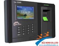 Máy chấm công vân tay Silicon TA2300+RFID
