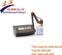 Máy đo pH để bàn ba điểm hiệu chuẩn Hanna HI 2212-02