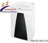 Máy hủy tài liệu HSM SECURIO B34