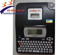 Máy in nhãn Casio KL-820