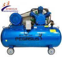 Máy nén khí dây đai Pegasus TM-W-0.36/12.5-120L