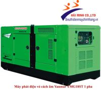Máy phát điện Yanmar YMG18SL(1 pha)