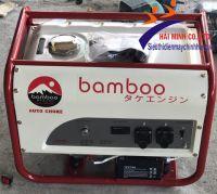 Máy phát điện Bamboo 4800C (3KW)